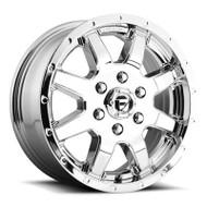 Fuel Off-Road Maverick Wheel - 1 Pc. Chrome (Sprinter)
