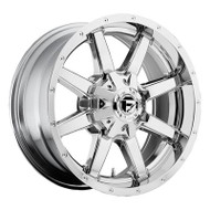 Fuel Off-Road Maverick Wheel - 1-Pc. Chrome