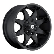 Fuel Off-Road Octane Wheel Black