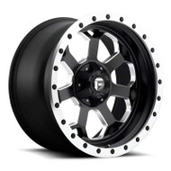 Fuel Off-Road Savage Wheel - Matte Black & Milled