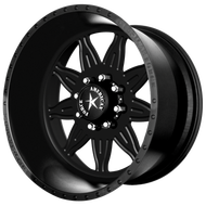 American Force Black Burst SS Wheel