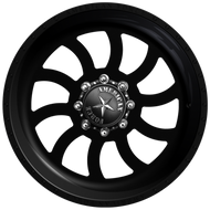 American Force Black Compass SS Wheel