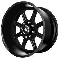 American Force Black Hero SS Wheel