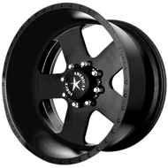 American Force Black Target SS Wheel