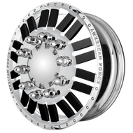 American Force E-Clips Dually Wheels