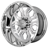 American Force Polished Hawk SS Wheel