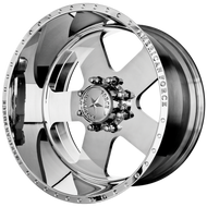 American Force Polished Target SS Wheel