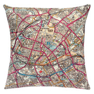 Manchester contemporary cushion