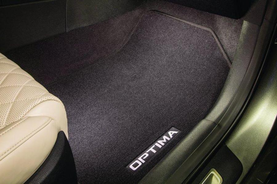 2016 Kia Optima Hybrid >> Kia Optima Floor Mats   Kia Stuff