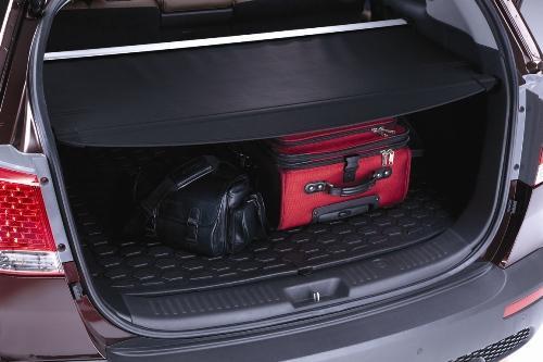 Kia Sorento Cargo Cover Kia Stuff