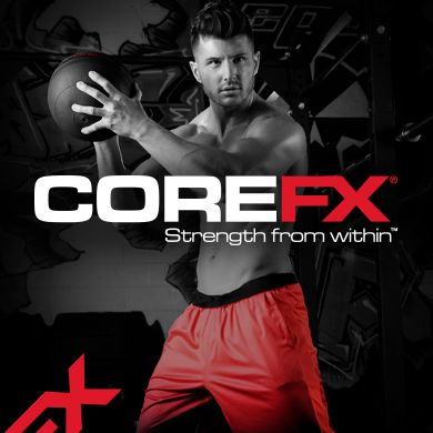 COREFX Fitness & Training - Stretngth From Within