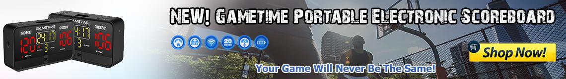Shop for Gametime Portable Electronic Scoreboard