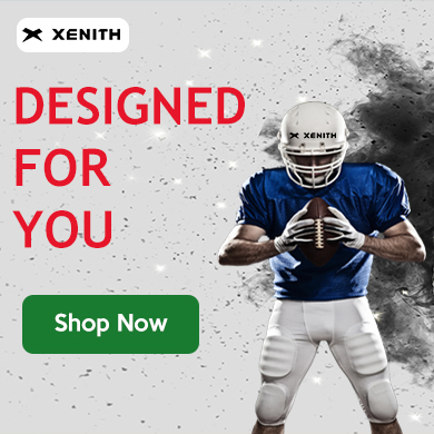 Xenith Football Gear | Design for you