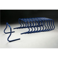 "Kwik Goal  12"" Speed Hurdles Set of 12"