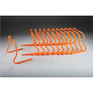 "Kwik Goal  15"" Speed Hurdles Set of 12"