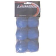 Mini Indoor Balls - Pack of 6