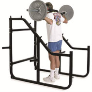 Step Squat Rack