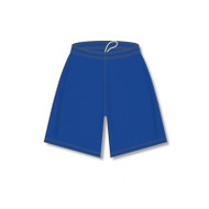 "Athletic Knit Adult Dryflex Elastic Waist 9"" Soccer Shorts"