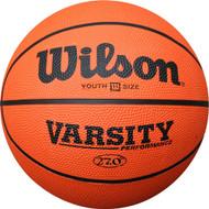 Wilson Varsity Rubber Basketball - Size 5