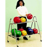 PORTABLE BALL RACK