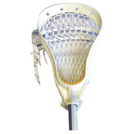 Jr. Aluminum Lacrosse Stick c/w Mesh Pocket