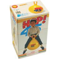 Hop-Scotch Ball 45 cm Yellow