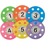 """4"""" dive discs (set of 6)"""