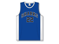 Athletic Knit AK-SHEEN Pro Cut with Side Inserts Jersey