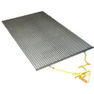 Field drag mat.  3' x 5'