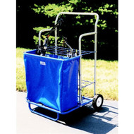 Multi Purpose Portable Archery Storage Cart