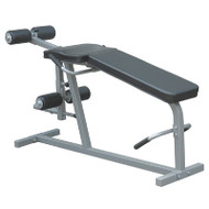Plate Loaded Leg Extension / Curl Machine