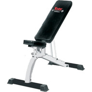 Flat-to-Incline Utility Bench