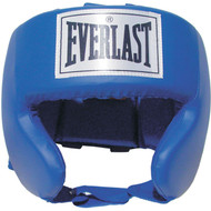 Everlast Durahide Head Guard - Youth Blue