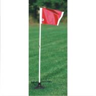 KwikGoal Premier Corner Flags - Set of 4