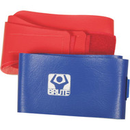 Brute ankle identification bands (set of 2 royal and 2 red)