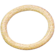"1 1/4"" Hemp Climbing Rope 20' c/w Swivel"