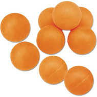 Orange Table Tennis Balls