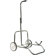 Portable wheeled Archery target stand