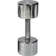 Chrome Dumbell - 20 lbs
