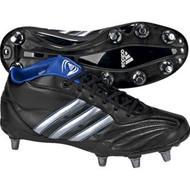 Adidas Regulated 4 Mid Wide Foot Rugby Shoe