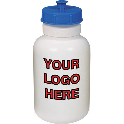 1000 ml Bottle With 2 Colour Print