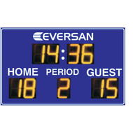9408 Eversan Multi-Sport Portable Scoreboard