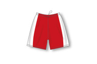 Athletic Knit DRY-FLEX Ladies Volleyball Shorts with Side Insert