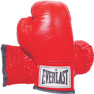 Traditional Leather Boxing Gloves - 14 oz