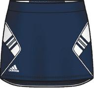Adidas Women's On Field Skirt. - Navy