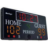 MacGregor SK3048 Multisport Indoor Scoreboard w/Remote