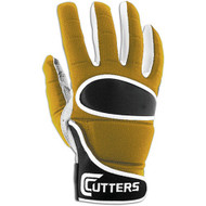 Cutters Lineman Full Finger Football Gloves - CLOSEOUT
