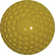 "12"" yellow pitching machine balls"