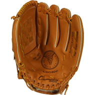 "Champion 12"" Full Leather Baseball Glove - Regular"