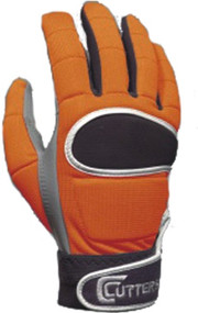 Cutters Linebacker/Running Back Football Gloves